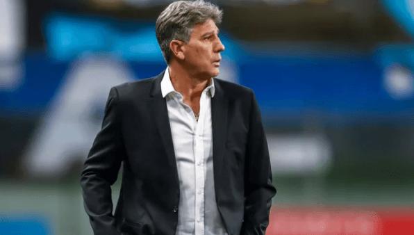Atlético Renato Gaúcho Flamengo