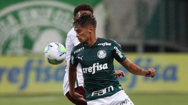 Gustavo Scarpa Palmeiras Covid-19