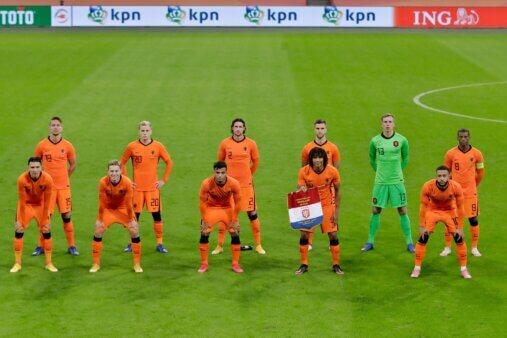 Holanda x Bósnia guia