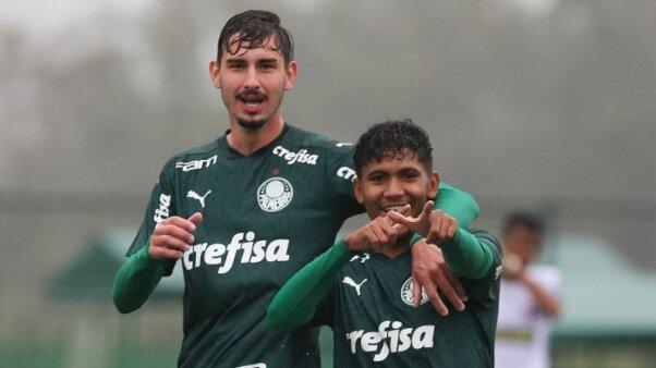 Assista Nacional x Palmeiras AO VIVO pelo Paulistão Sub-20 (Foto: Fabio Menotti/ Site oficial SE Palmeiras)