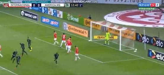 Internacional x América-MG: assista ao gol do jogo da Copa ...