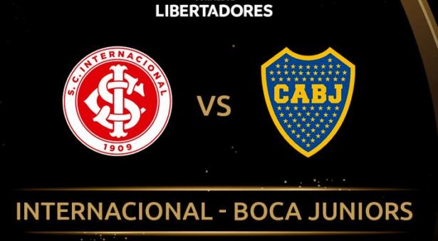 Internacional x Boca Juniors ao vivo