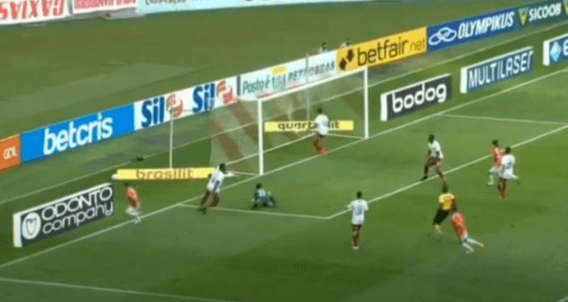 Internacional x Fluminense gols