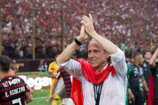 Jesus recordou título do Flamengo.
