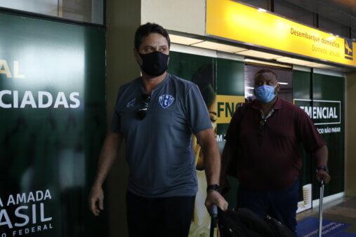 João Brigatti, treinador do Paysandu