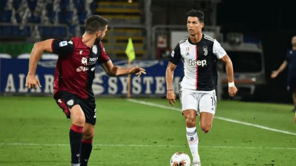 Assistir Juventus x Cagliari AO VIVO