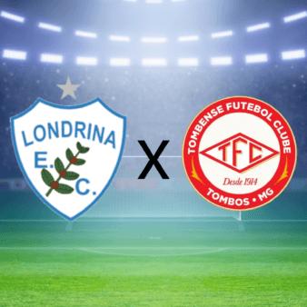 Londrina x Tombense