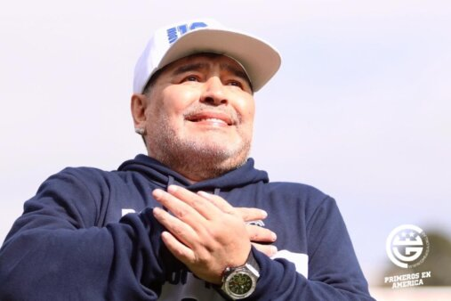Maradona futebol notícias
