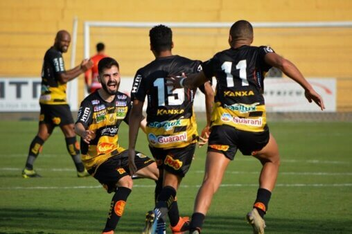 Copa Paulista: jogos da primeira rodada (Foto: Maria Paula Laguna/ Novorizontino)