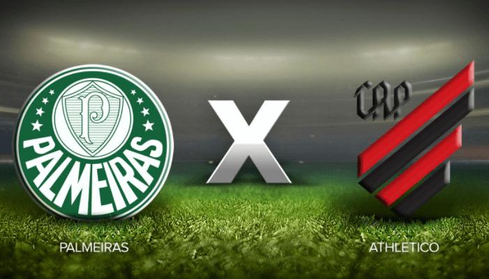 Palmeiras x Athletico-PR: horário, local, escalações e transmissão