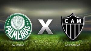 Palmeiras x Atlético-MG assistir ao vivo