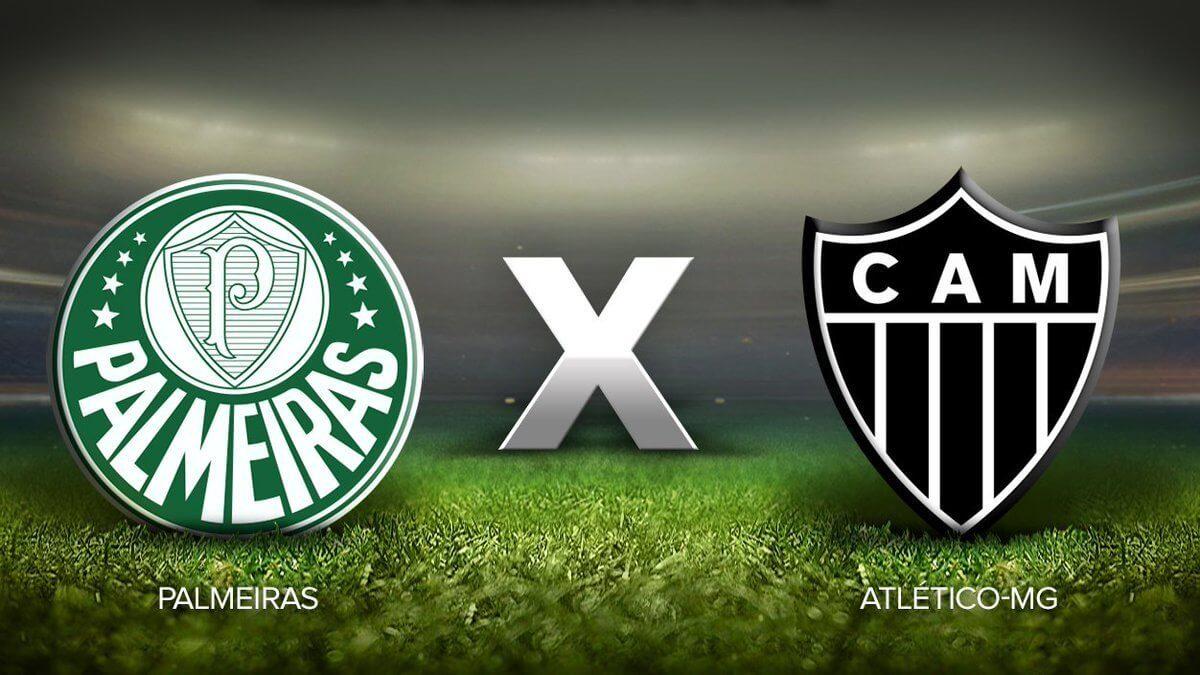 Palmeiras x Atlético-MG: como assistir o Brasileirão Sub-20 AO VIVO TV
