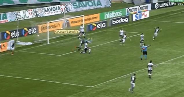 Palmeiras x Ceará gols