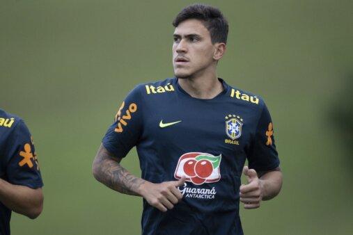 Pedro, Flamengo, Seleção