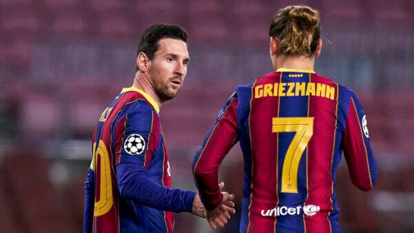 Provável escalação Barcelona Atlético de Madrid La Liga
