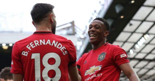 Provável escalação Manchester United RB Leipzig champions league