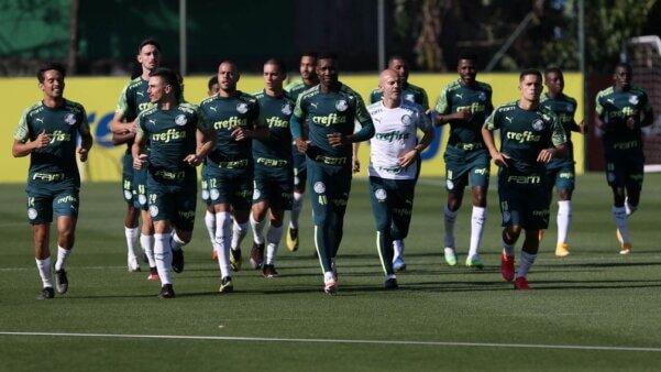 Provável escalação Palmeiras Goiás Brasileirão
