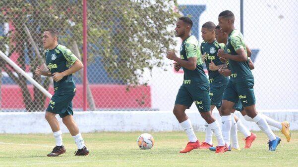 Provável escalação Palmeiras Athletico Brasileirão