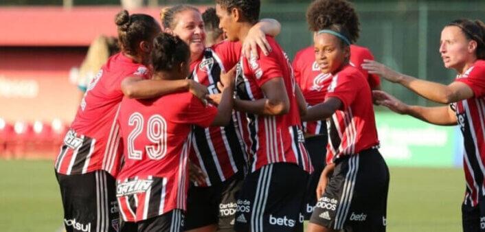 Red Bull Bragantino x São Paulo Assistir Paulistão Feminino AO VIVO