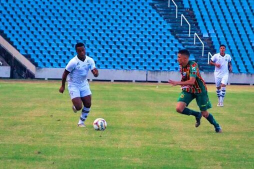 Figueirense x Sampaio Corrêa AO VIVO: onde assistir ao jogo do Brasileirão Série B (Foto: Andrey Oliveira/ Divulgação/ Figueirense FC)