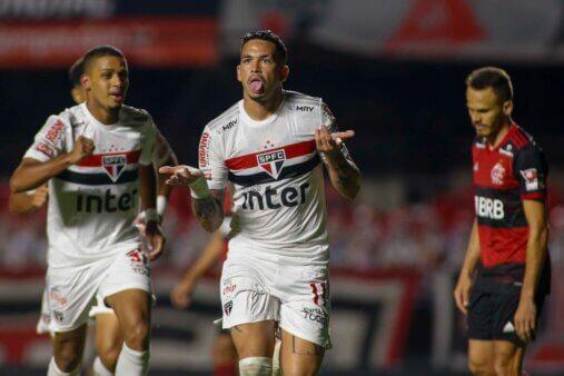 São Paulo provoca Flamengo Dossiê arbitragem