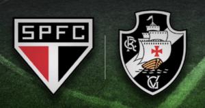 São Paulo x Vasco ao vivo