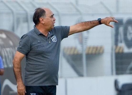 Marcelo Oliveira, técnico da Ponte Preta (Foto: Alvaro Jr/ PontePress/ Site oficial AA Ponte Preta)