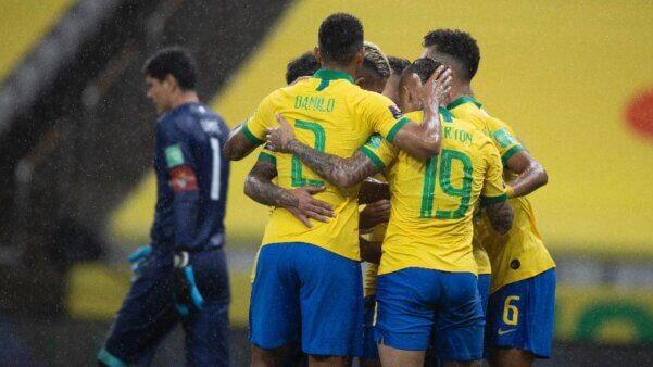 Com a Seleção Brasileira em 3º, Fifa divulga ranking mundial de seleções; veja o top 10