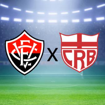 Vitória x CRB: onde assistir ao jogo do Brasileirão Série B AO VIVO