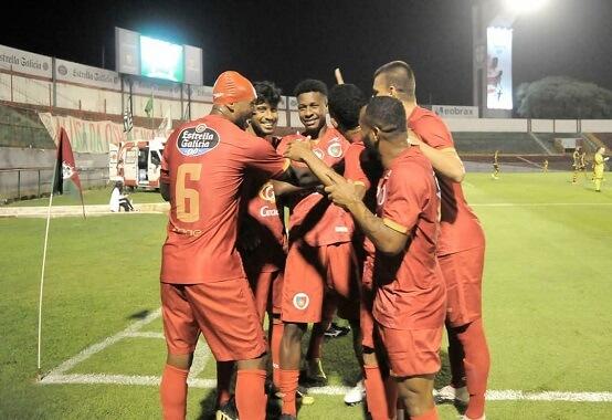 A Portuguesa venceu o São Bernardo FC pelo placar agregado de 4 x 1 e disputará a decisão da Copa Paulista contra o Marília (Foto: Divulgação/ Associação Portuguesa de Desportos)