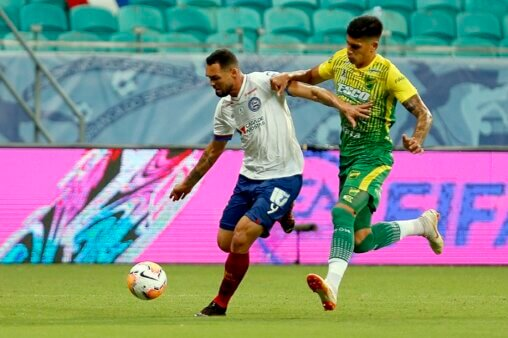 Defensa y Justicia x Bahia AO VIVO: como assistir ao jogo das quartas de final da Copa Sul-Americana (Foto: Felipe Oliveira/ Reprodução/ Flickr oficial do EC Bahia)
