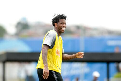 Gil no Corinthians brasileirão