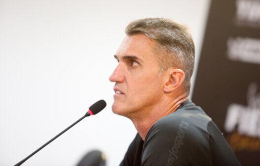 Vagner Mancini no Corinthians