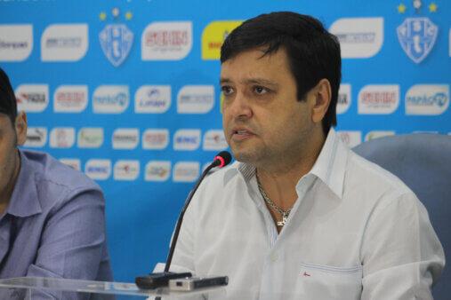 Alberto Maia, ex-presidente do Paysandu