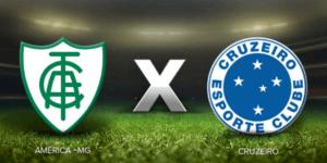 América-MG x Cruzeiro ao vivo