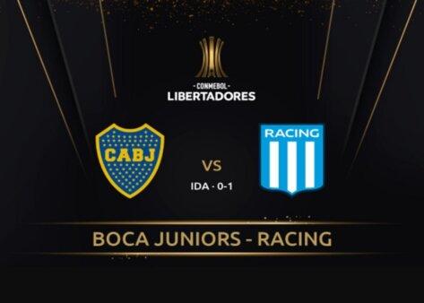 Boca Juniors x Racing AO VIVO: onde assistir ao jogo de volta das quartas de final da Copa Libertadores (Foto: Divulgação/ Site oficial da Conmebol)