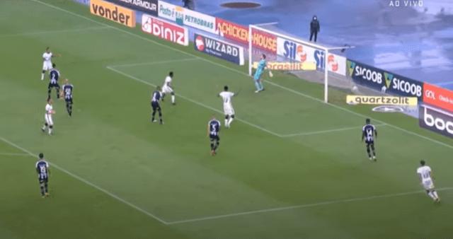 Botafogo x Corinthians gols