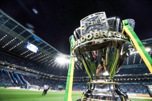 Semifinais da Copa do Brasil vão ter início Brasileirão.