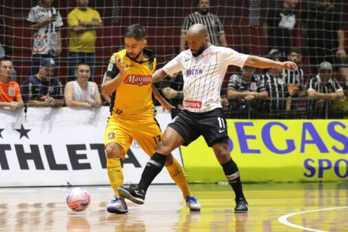 Assistir Corinthians x Magnus AO VIVO Liga Nacional de Futsal