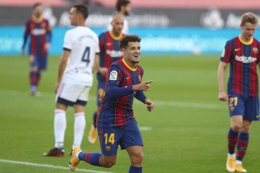 Barcelona pode vender Coutinho. Mercado da Bola