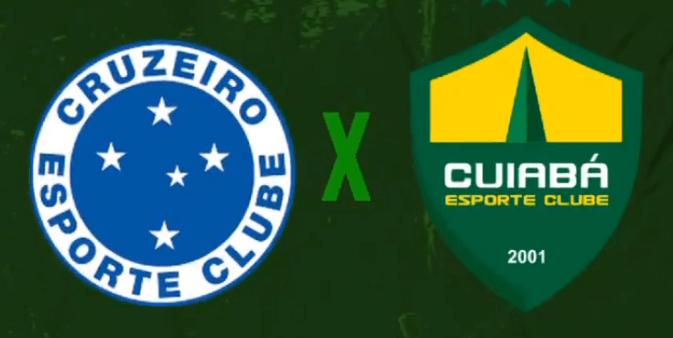 Cruzeiro x Cuiabá ao vivo