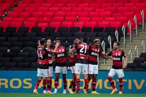 Flamengo provavel escalação