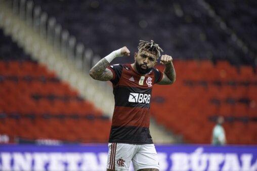 Gabigol é ídolo do Flamengo.