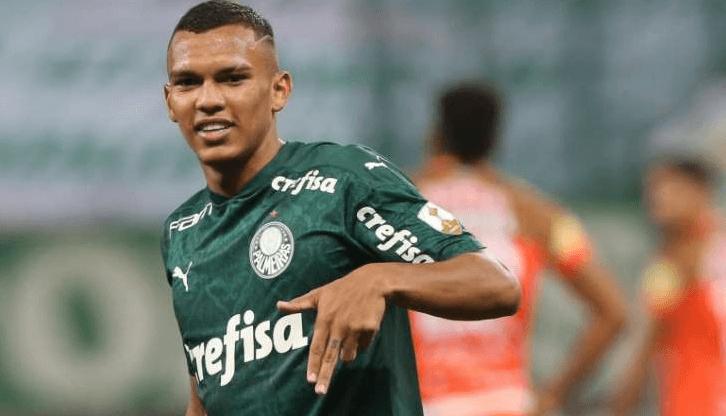 Gabriel Veron tem multa rescisória turbinada no Palmeiras; veja os valores