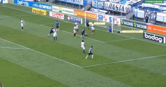 Grêmio x Vasco gols