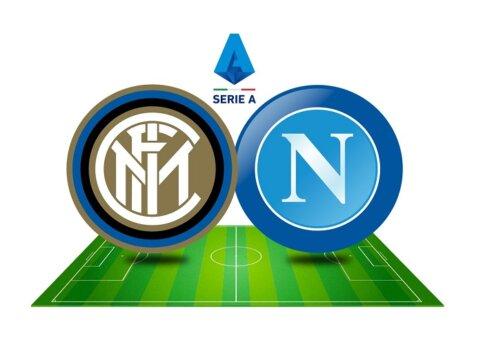Internazionale x Napoli AO VIVO: como assistir na TV e online ao clássico do Campeonato Italiano (Reprodução/ Arte: Adriano Oliveira)