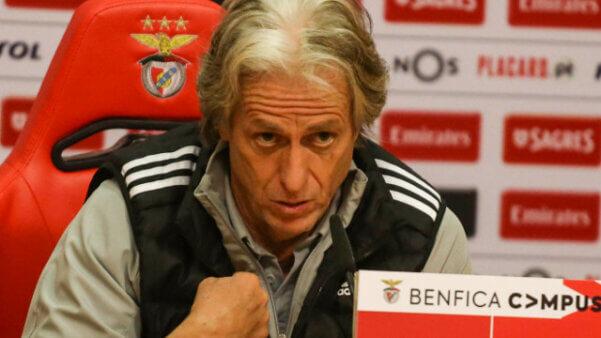 Jorge Jesus, Benfica