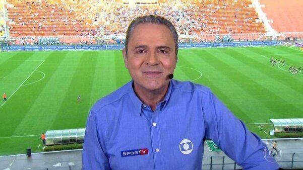 Luís Roberto Palmeiras favorito Libertadores