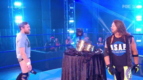 Melhores lutas WWE 2020