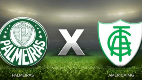 Palmeiras x América-MG assistir